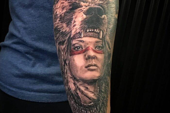 Artists Winnipeg Tattoo Show Feb 21 23 2020 Rbc