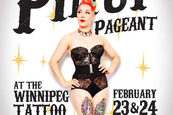 2018 Peg City Pinup Pageant