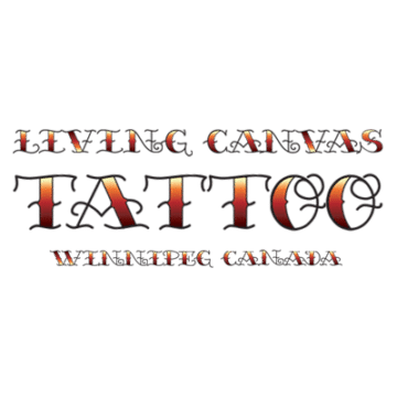 Living Canvas Tattoo, Winnipeg Canada